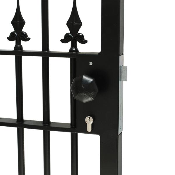 Gatemaster Weld In Gate Lock 50mm