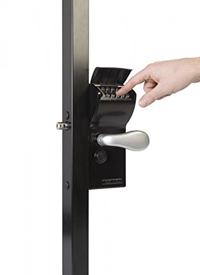 Free Vinci Mechanical Code Locinox Lock To Suit Sections